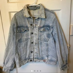 Georges Marciano for Guess jean jacket